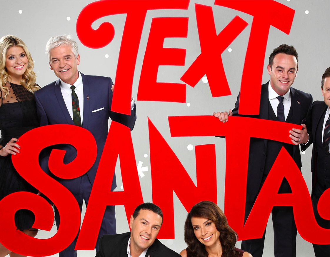 ITV Text Santa